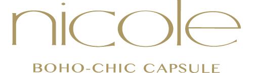 Nicole Bogo Chic Capsule Logo