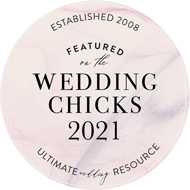Featured on the Wedding Chicks 2021