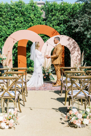 Wedding at Ever After Petite Venue