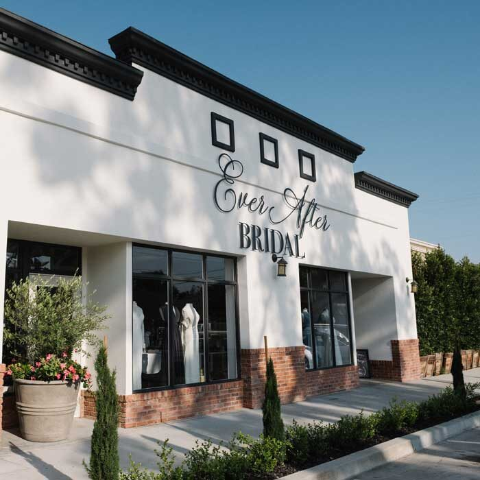 Ever After Bridal Shop building in moorpark